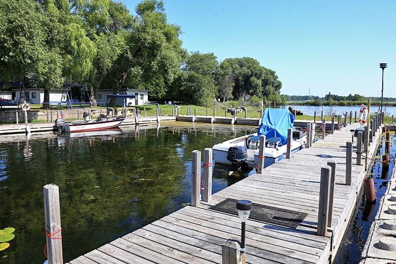 Private Dock Access