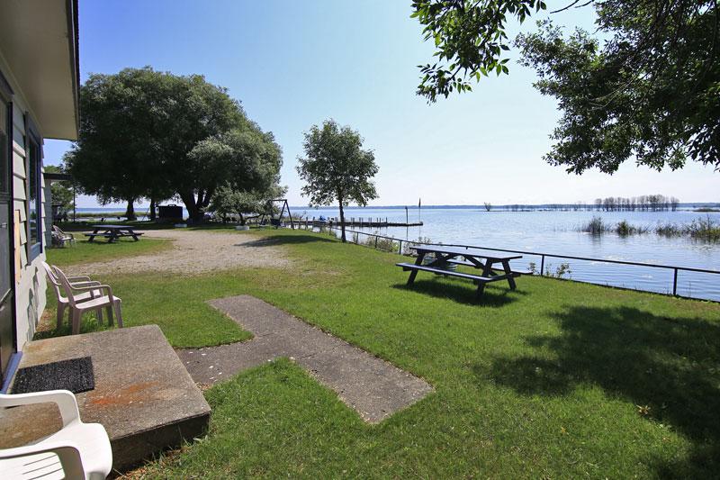 Lovely Lake Views